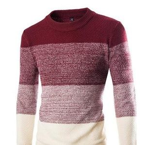 Other - New Men's Casual Fashion Pullover Sweater Assorted